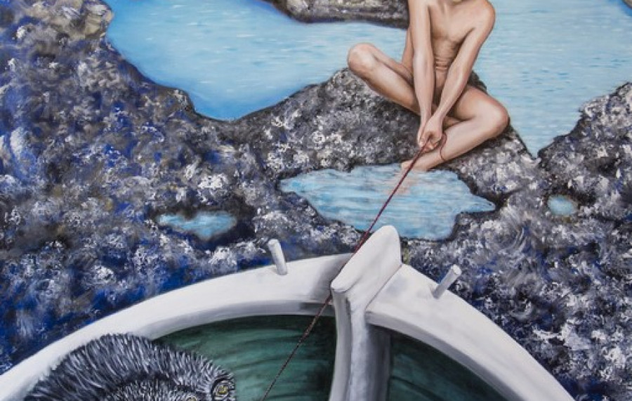 """MEDITERRANEO: """"Il silenzioso pensiero dei pesci"""""""